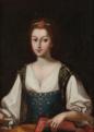 Isabel Luisa Josefa. óleo do Museu Nacional dos Coches, que esteve atribuído a Josefa de Óbidos.png