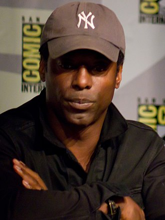 Isaiah Washington - Washington at the 2013 San Diego Comic-Con