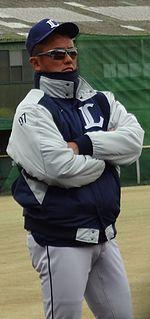 Japanese baseball player