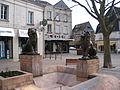 Issoudun - Place du 10 juin 1944.jpg