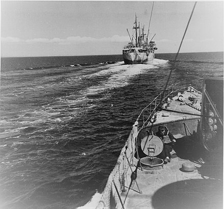 One of many Italian convoys heading towards North Africa Italian convoy heading towards North Africa.jpg
