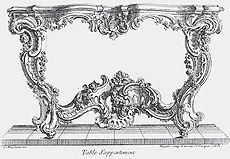 Rocaille – Wikipedia, wolna encyklopedia