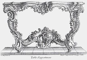 rococo wikipedia. Black Bedroom Furniture Sets. Home Design Ideas