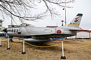 JASDF F-86D(84-8111) left side view at Komaki Air Base March 3, 2018.jpg
