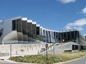 The John Curtin School of Medical Research, Au...