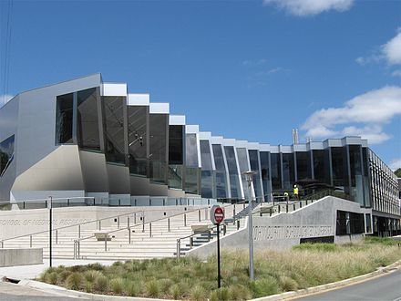 Five Australian universities rank in the top 50 of the QS World University Rankings, including the Australian National University (19th). JCMSR.jpg
