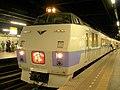 JRH-kiha183 extra train Consadole 20090920.jpg