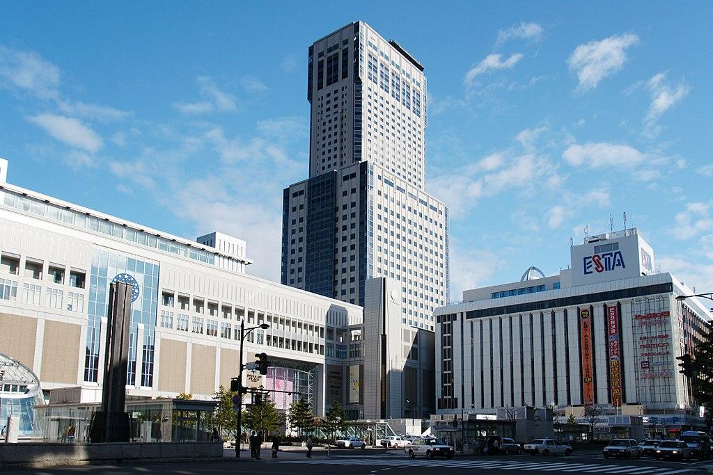 JR Sapporo Sta04n3200
