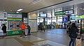 JR Sobu-Main-Line Makuharihongo Station Concourse.jpg