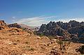 Jabal ad-Dayr plateau view, Petra, Jordan.jpg