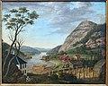 Jacob Munch (1776-1839)En Skipperbolig paa Nøtterland i Nærheden af Tønsberg ca 1820 Haugar Kunstmuseum Norway.jpg