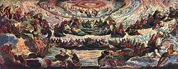 Tintoretto: The Coronation of the Virgin