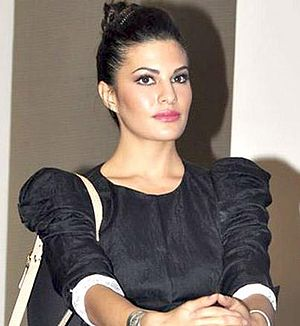 Jacqueline Fernandez - Jacqueline at event for her film Murder 2, in 2011.