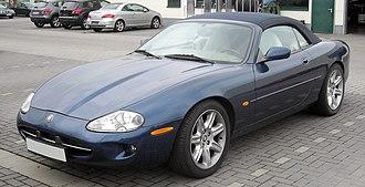 Jaguar XK - XK8 Convertible
