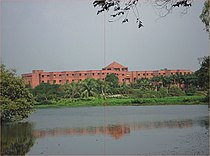 Jahangirnagar Universy hostel at savar.jpg
