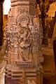 Jaisalmer-03-Jain temple of Parshvanâtha-Dancing Girl-20131010.jpg