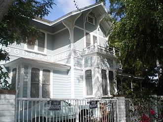 James H. Dodson Residence - Facade of James H. Dodson Residence