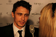 James Franco ai Premi Oscar 2011