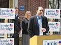 Jamie Eldridge announcement in Lowell, May 10, 2007 (492976332).jpg
