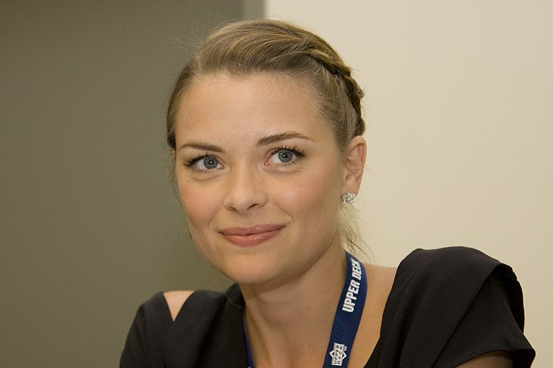 Ficheru:Jamie King in San Diego Comic-Con 2008 1.jpg