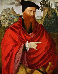 Portrait of David Joris