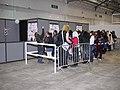 Japan Expo Sud - Ambiances - 2012-03-04- File d'attente Maison hantée - P1350590.jpg