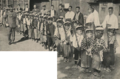 Japan drills Boy Scouts with rifles 1916.png