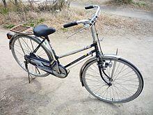 自転車の 自転車 軽快車とは : 古い特徴を残す軽快車 男女 ...