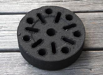 Biomass briquettes - Quick Grill Briquette made from coconut shell