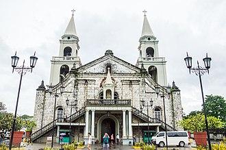 Iloilo City - Jaro Cathedral (Catedral de Jaro/Catedral Metropolitana de Jaro)