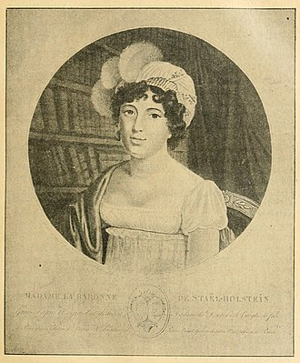 Madame de Stael, one of the most sophisticated activists and commentators on the Revolution Jaures-Histoire Socialiste-II-p885.jpg