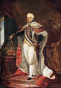 Retrato del Príncipe Juan de Braganza.
