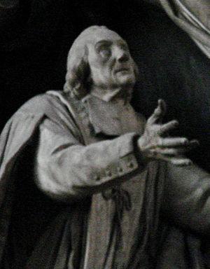 Jean-Baptiste Languet de Gergy - Funerary monument of Jean-Baptiste Languet de Gergy in Eglise Saint-Sulpice.