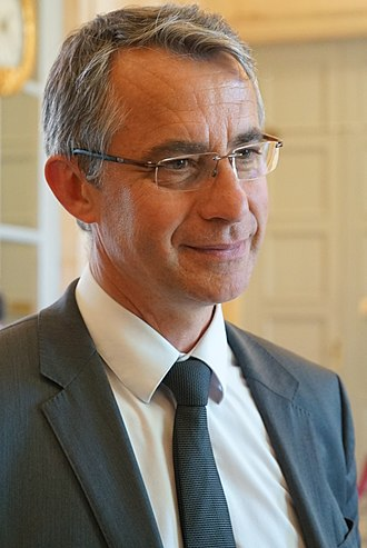 Jean-Michel Jacques - Jean-Michel Jacques in the National Assembly in June 2017.