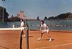 Jeb Bush playing tennis at the Bayou Club October 1972 (2909).jpg