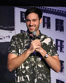 American stand-up comedian