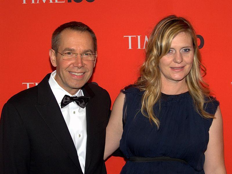 File:Jeff Koons wife Justine Shankbone 2010.jpg