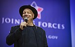Jeff Ross, Joint Base Andrews, May 2016.jpg