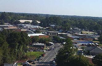 Jena, Louisiana - Image: Jena, Louisiana