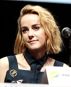 Jena Malone på San Diego Comic-Con International 2013.
