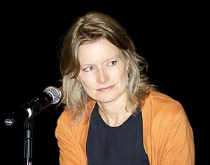 Jennifer Egan - Egan at the 2010 Brooklyn Book Festival
