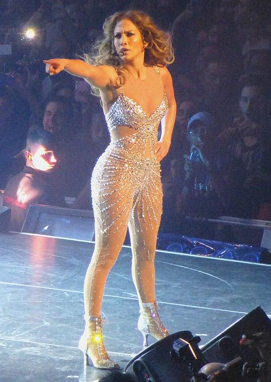 Jennifer Lopez Tour Dance Again