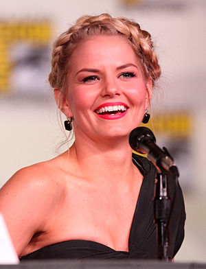 Emma Swan - Jennifer Morrison at the 2012 San Diego Comic-Con.
