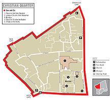 Christian Quarter  Wikipedia