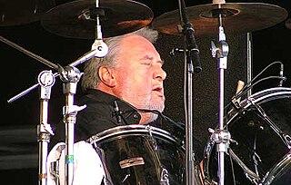 Jet Black English rock drummer