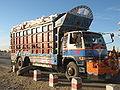 Jingle truck in Delaram, Afghanistan 01.jpg