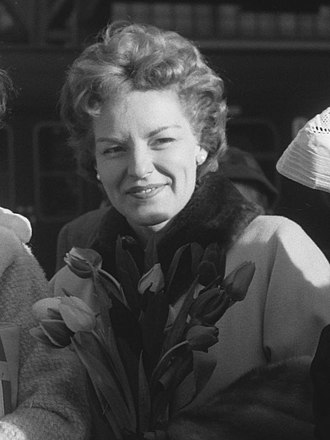 Jinny Osborn - Osborn in 1959.