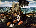 Joachim Patinier - The Rest on The Flight into Egypt (Gemäldegalerie, Berlin).jpg