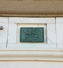 Joan Blondell Grave.JPG