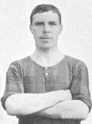 Jock Watson - Watson while with Brentford in 1905.